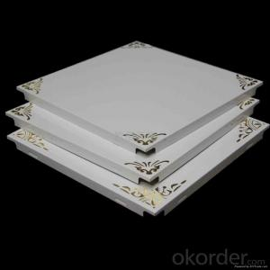 Interior Decorative Aluminum Ceiling Plates