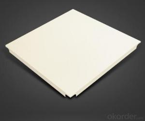 Standard White Lay in Aluminum Ceiling With Good Quality