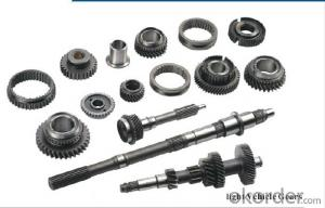 high quality  car  parts and Motorcycle  axle crown wheel pinion gear