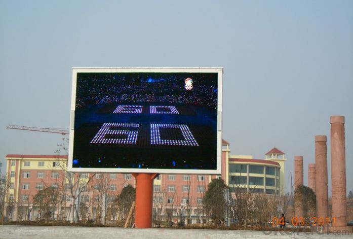 Outdoor Flexible LED Display For Rental CMAX