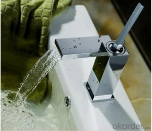 Faucet Lead Free Brass Single Handle Bathroom  UPC Kitchen Water Mixer Tap