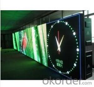 Good Quality P10 Advertising Full Co60*960MM