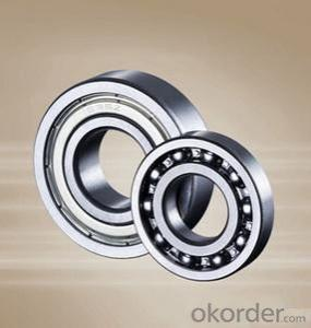Bearing 6018zz 6018 2rs 6018 Deep Groove Ball Bearings 6000 seris bearings