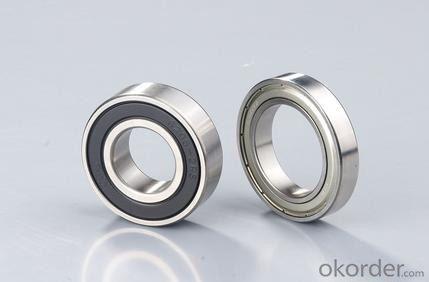 6011 zz 6011 2rs 6011 Deep Groove Ball Bearings Ball Bearings 6000 seris bearing  long service time