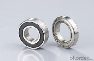 6011 zz 6011 2rs 6011 Deep Groove Ball Bearings Ball Bearings 6000 seris bearing  long service time