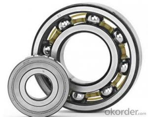 6036 zz 6036 2rs 6036 Deep Groove Ball Bearings 6000 seris bearing great service