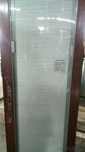 Aluminum Window with Double Glass and Triple Pane