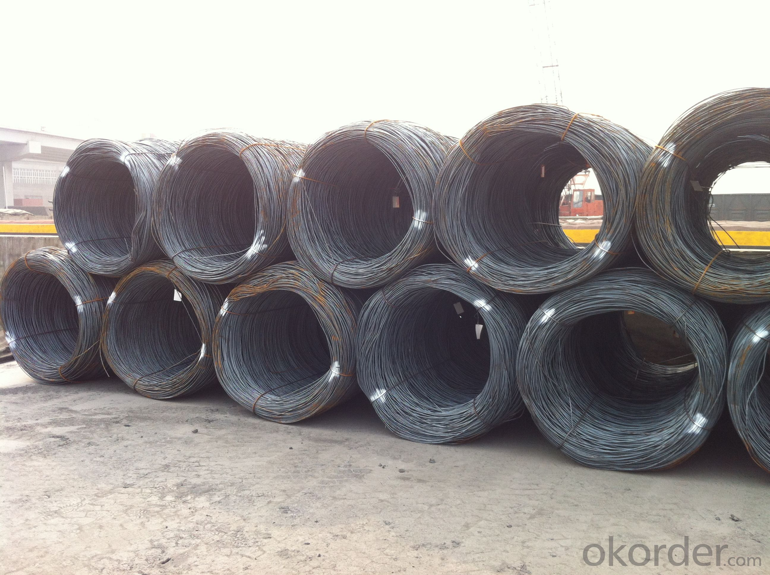Wire rod SAE1006-1008 with Highest Quality and Lowest Price