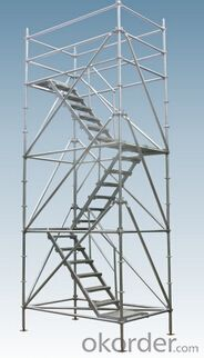 European Standard Q235/Q345 H.D.Galvanzied RingLock Scaffolding System and Accessories
