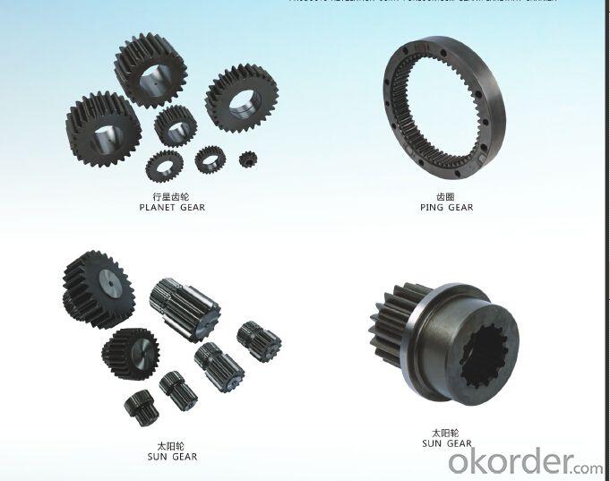 Gear shaft   OEM  hobbing,shaving,grinding for machine OEM