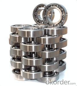 6019zz 6019 2rs 6019 Deep Groove Ball Bearings 6000 seris bearings stainless steel