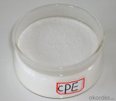 Pvc Impact Modifier CPE135A,Made In China