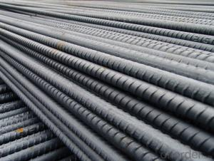 Deformed Steel Bar, 10mm 12mm Steel Rebar