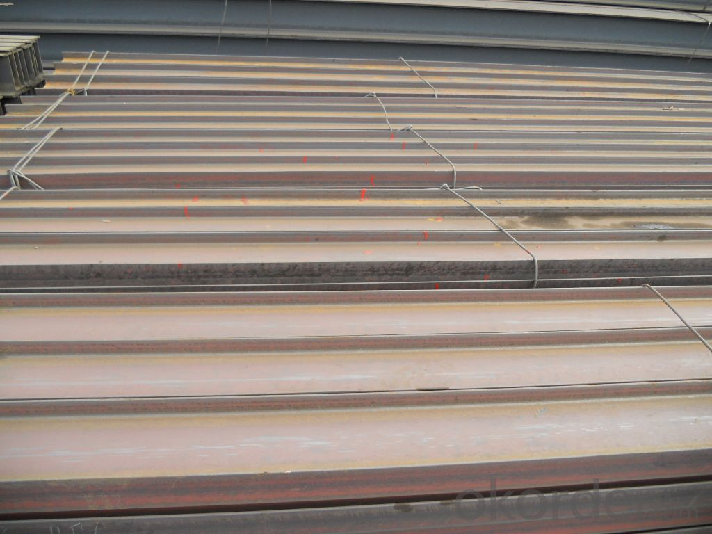 JIS Standard Hot Rolled H-beam Steel Bar