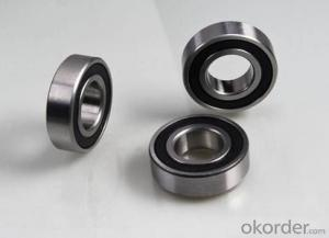 6201 zz 6201 2rs 6201 Deep Groove Ball Bearings 6000 seris Bearing stainless steel
