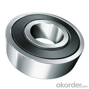 Bearing 6009zz 6009 2rs 6009 Deep Groove Ball Bearings Ball Bearings 6000 seris bearings