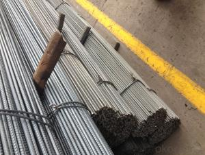 Deformed Steel Bar, Iron Rods Bar for Construction/Concrete