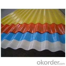 Fiber Reinforce Plastic Sheet Panel with 0.5 mm Thinkness