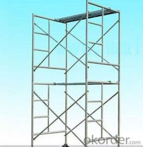 china formwork steel cuplock scaffolding