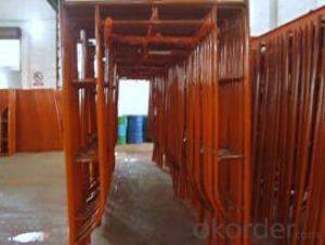 High Quality Steel Ringlock Scaffolding for Working Platform or Support System