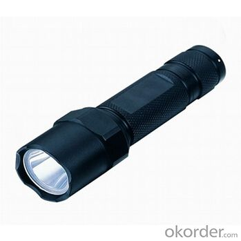 Flash Light and Torch 3w Aluminum Led Flashlights & Torch
