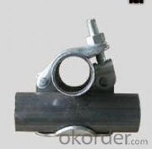 high quality steel iron precision casting scaffold fitting scaffold right angle coupler
