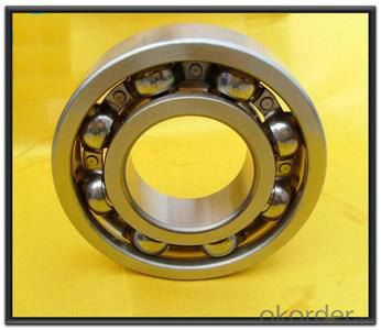 6200 zz 6200 2rs 6200 Deep Groove Ball Bearings 6000 seris Bearing steel