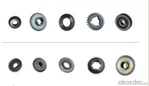 Gear planetary gear  OEM  hobbing,shaving,grinding for machine