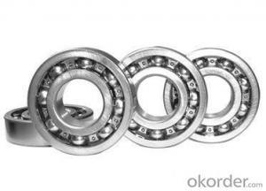 6014zz 6014 2rs 6014 Deep Groove Ball Bearings 6000 seris bearings high precision
