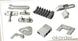 precision casting scaffoldding part good quality