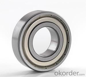6032zz 6032 2rs 6032 Deep Groove Ball Bearings 6000 seris Bearing