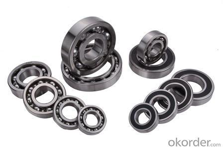 6218 zz 6218 2rs 6218 Deep Groove Ball Bearings 6000 seris bearing