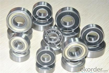 6034zz 6034 2rs 6034 Deep Groove Ball Bearings 6000 seris bearing plastic