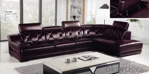CNBM US popular leather sofa set CMAX-01