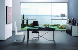 Modern  crtstal dinning chair and desk sets CMAX-20
