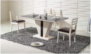 Modern  crtstal dinning chair and desk sets CMAX-17