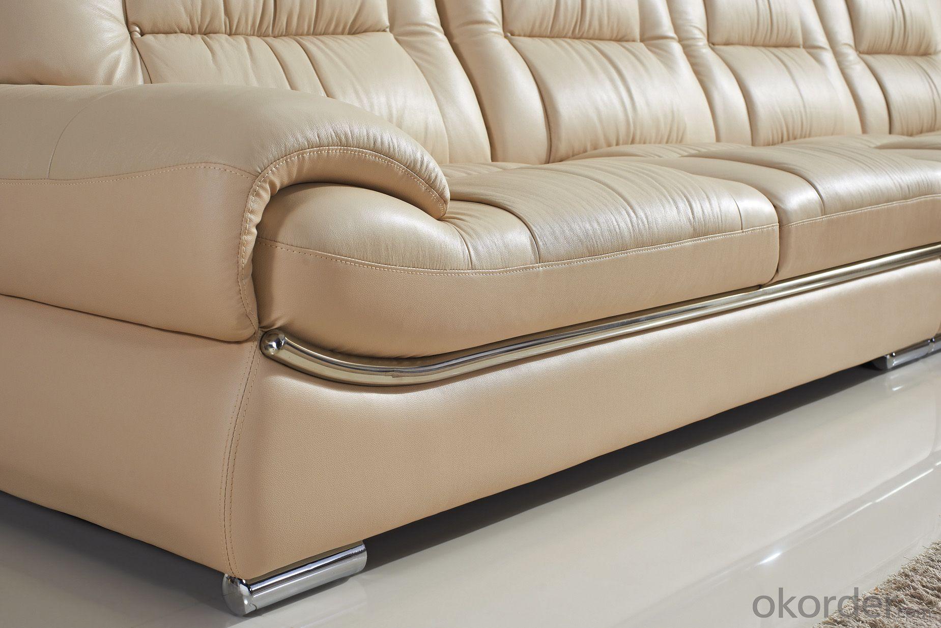 CNBM US popular leather sofa set CMAX-11