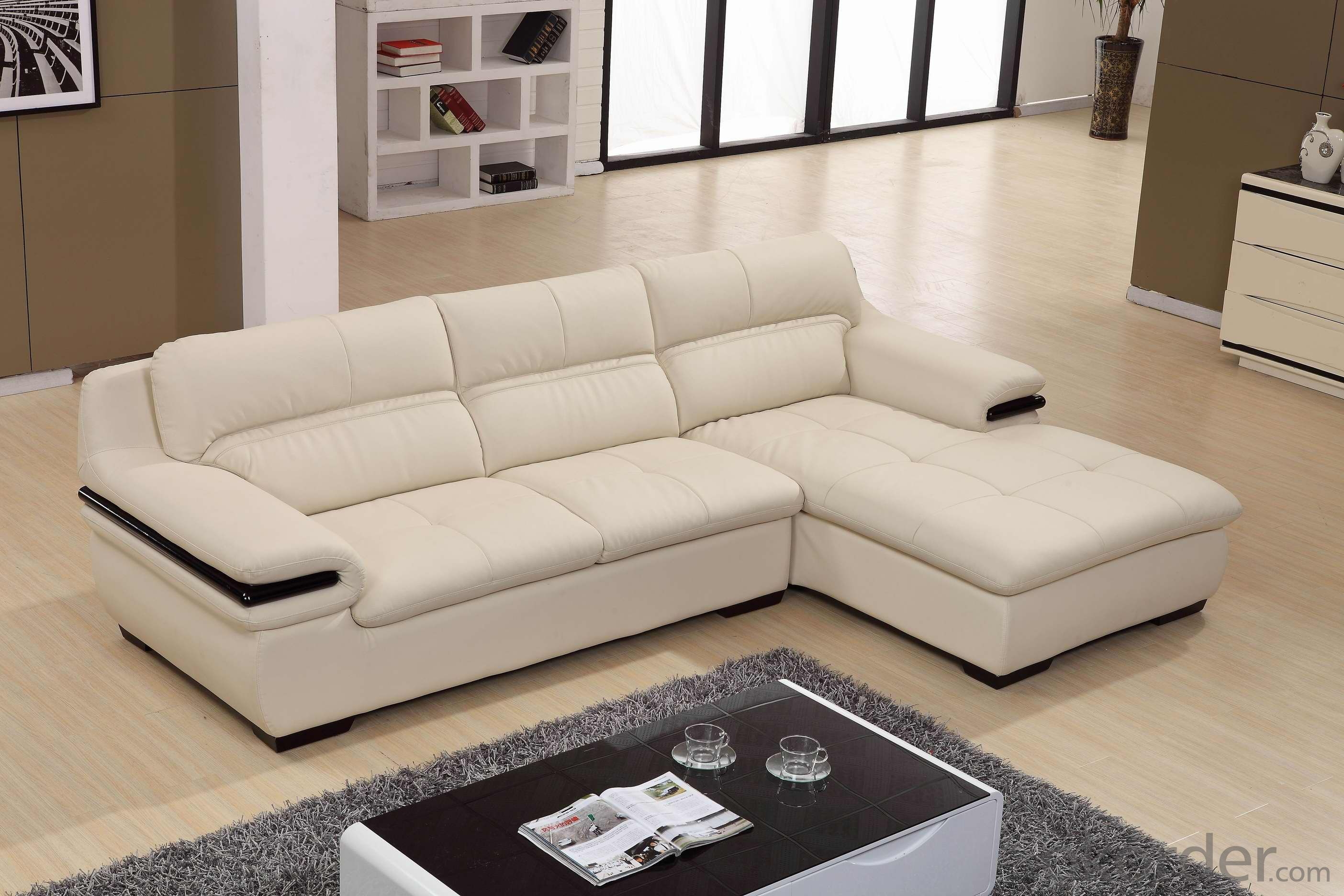 CNBM US popular leather sofa set CMAX-05