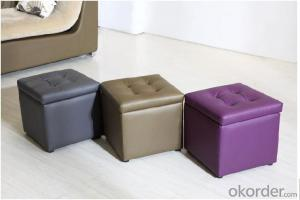 CNBM materials leather PU Ottoman CMAX-20