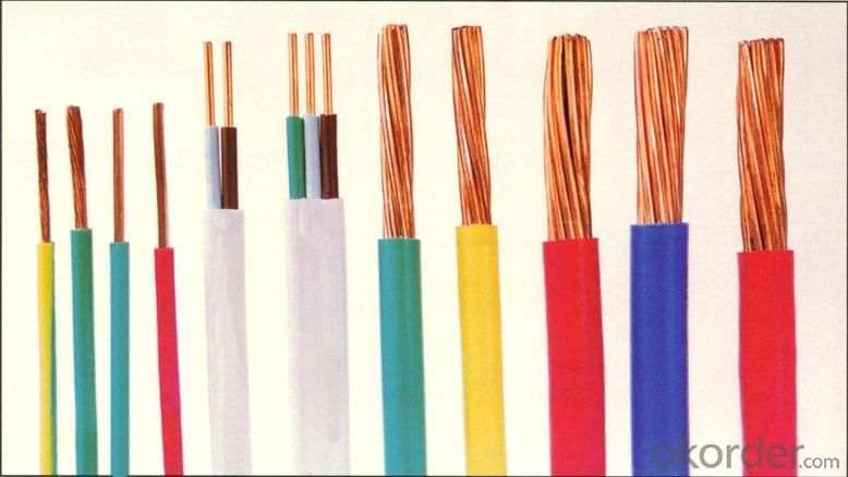 super products single core flexible rubber cable