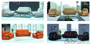 Modern US popular moder leather sofa CMAX-1