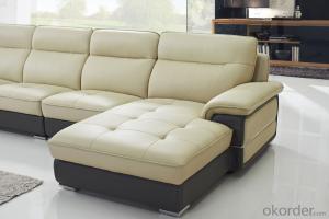 CNBM US popular leather sofa set CMAX-16