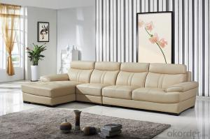 CNBM US popular leather sofa set CMAX-13