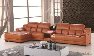 CNBM US popular leather sofa set CMAX-08