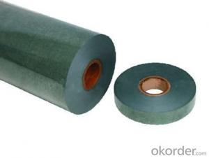 Electrical insulation materials polyester film/presspaper insulation