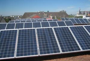 600W,12V/24V/48V Mono Solar Panel Factory