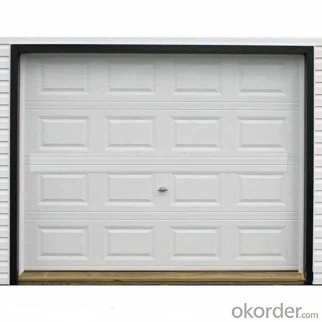Automatic Rolling  Garage Door for  New Design