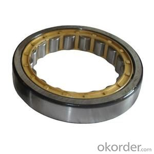 NU204 Cylindrical roller Bearings mill roll bearing