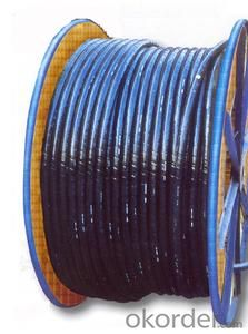 750V Rubber Flexible Welding Cable 2014