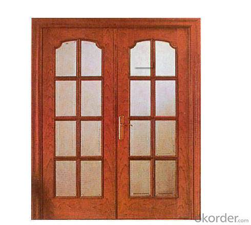Factory direct supply cheap exterior steel door TXM-Z59